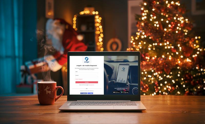 Webapp Weihnachtskampagne